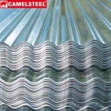 Zink runzelte Stahldach-Fliese-galvanisiertes Dach-Blatt/Qualitäts-Stahlring