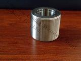 Nipplo in acciaio inox DIN2999 da tubo senza saldatura prodotto in Cina