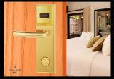 Bloqueo de puerta del hotel del clave de tarjeta de V62001-RF-Ss RFID con clave de la invalidación