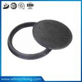 OEM Ductile Iron Casting Drainage Coque D'habitacle Dittile Ductile Lockable Manhole Cover