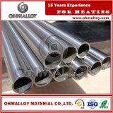 Ohmalloy112 Ni60Cr15 pour le chauffage du tube de nichrome groupe élément