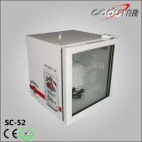 Minicountertop-Kühlvorrichtung-Bildschirmanzeige-Getränkekühlvorrichtung (SC-52)