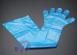 Wegwerfbare PET Handschuhe (PE-005)