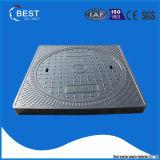 Standard di plastica delle BS En124 del coperchio del burrone della vetroresina