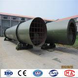Essiccatore rotativo di grande capienza per carbone, minerale metallifero del manganese, calce attiva