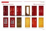 BS476 : 22 porte coupe-feu, porte en bois, en bois massif, programmateur de porte intérieure de porte de placage