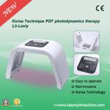 Korea Draagbare 4 in 1 Omega Lichtrode/Purpere/Groene Gele Therapie PDT voor Ance Verwijdering L3