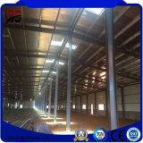 Acero prefabricado fácil del palmo grande de la instalación para el taller