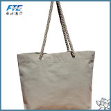 Sacchetto di acquisto del cotone del sacchetto di Tote del sacchetto di acquisto del sacchetto di mano