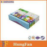 Cadre de papier de luxe d'emballage de cadeau de carton de type ouvert de porte