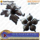 Flores de acero de fundición de acero fundido deja