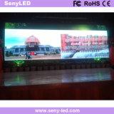 Pantalla de visualización video de LED del funcionamiento de la etapa de alquiler de la aplicación