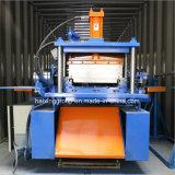 Roulis en acier de profil de mur de toit de couture debout formant la machine