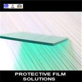 Films d'extension protecteurs de PE adhésif unilatéral pour la feuille en plastique