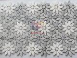 يزيّن تصميم حديثة فسيفساء في [فلوور بتّرن] يجعل جانبا [مربل] ([كفس1181])