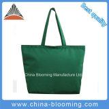 Fundo reforçado não tecidos reutilizáveis Tote sacola de compras de mercearia