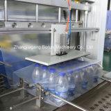 Machine à emballer semi automatique de rétrécissement de film de PE pour des bouteilles