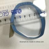 Bracelet ID personnalisé Tyvek Wristband avec puce Lf / Hf / UHF