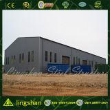 Basso costo d'acciaio chiaro prefabbricato di Qingdao della costruzione del magazzino
