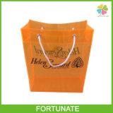 El PVC coloreado alta calidad lleva el bolso de compras