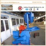 machine en bois de broyeur à marteaux de la biomasse 22kw