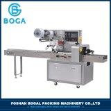 Maquinaria durable pila de discos sello lateral de Flowpack de los alimentos de preparación rápida de la calidad 3