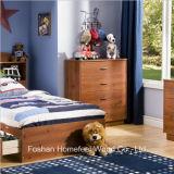 جديات [بين ووود] نقيب [ستورج] [بد] 5 قطعة غرفة نوم مجموعة