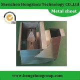 China Hoja de alta calidad de fabricación de metal