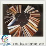 Borda de borda do PVC para a mobília Drecotion com alta qualidade