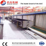 4,2 4,8 6,0 m Moule de AAC Block AAC Production Line Concret