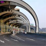 Het Project van Construcion van de Structuur van het staal voor de Bouw van de Luchthaven van de Structuur van het Metaal