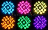la IGUALDAD al aire libre de 21X15W LED puede encenderse con alta calidad