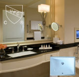 Bacini di ceramica rettangolari di vendita caldi di Undermout della stanza da bagno di Cupc (SN018)