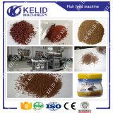 고품질 큰 산출 물고기 사료 공장 압출기