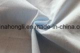 Poliestere del cotone tinto filato, tessuto a strisce per l'indumento, 58%Cotton 39%Polyester 3%Spandex, 120g/Sm