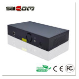 3 ranuras del carruaje SFP/LC y 4Ports ayunan interruptor de Saicom de Ethernet (SC-510403M)