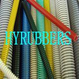 Aerosol de PVC flexible trenzado manguera, PVC Espiral Manguera PVC Manguera de succión