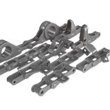 Двухшпиндельное Short Pitch Precision Roller Chain (серия) Chain a (DIN764)