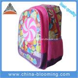 사랑스러운 사탕 소녀 학교 책가방 학생 두 배 어깨에 매는 가방