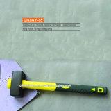 H-51 строительного оборудования ручного инструмента из твердых пород дерева ручку немецкого типа забрасывание камнями молотка