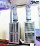 Tipo diritto condizionatore d'aria industriale del pavimento dell'invertitore del dispositivo di raffreddamento di aria per il raffreddamento centrale