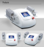 Máquina de la pérdida de peso del RF del laser de Cryoliplysis Lipo de la cavitación