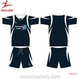La sublimation de maillots de football Sport d'usure uniforme de Soccer personnalisé