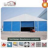 20X40m la tenda d'acciaio del magazzino con 5 altezze laterali per memoria