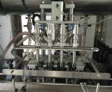 Carregamento automático cheio do frasco dos bocais de Mzh-F 4 e máquina de enchimento