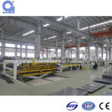 Stainless en aluminium Steel Coil Cut à Length Machine Line