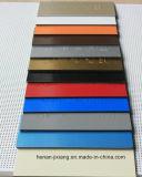 PVDF panneau composite aluminium feuilles en aluminium plaques en aluminium pour l'extérieur de l'utilisation