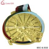 Изготовленный на заказ медаль сувенира случая спортов для сувенира (LM1050)