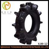 China-Bewässerung-landwirtschaftlicher schräger Gummitraktor-Gummireifen (600X12 12PR)