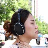 Беспроволочный активно шум отменяя наушники Bluetooth с Hi-Fi звуком, микрофоном построенным внутри